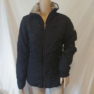 Columbia Kaleidaslope Jacket Size M Black